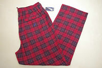 NEW NWT NAUTICA MENS PAJAMA PANTS SLEEPWEAR SIZE EXTRA LARGE XL XG 40-42 WAIST