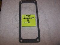 Antique  briggs and stratton oil pan gasket part# 67127  5and6 digit B