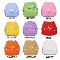 Reusable Size Adjustable Baby Cloth Diaper Nappy