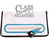 PORTAFOGLIO DONNA ALVIERO MARTINI 1 CLASSE GEO WHITE BIANCO P909 W173 ORIGINALE