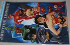 OFFICIAL POSTER JUSTICE LEAGUE DC COMICS Superman flash BATMAN WONDER WOMAN #5