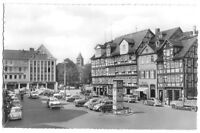 AK, Bad Hersfeld, Lingg-Platz, PKW, um 1965