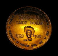1968 SASKATOON SASKATCHEWAN TRADE DOLLAR PION ERA TRADE DOLLAR