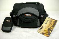 Naneu Pro Travelers TS25 12.5 x 7.75 in. Camera Bag Black