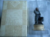 Eaglemoss Lord Of The Rings Chess Set 1 * Issue 17 Faramir white pawn **