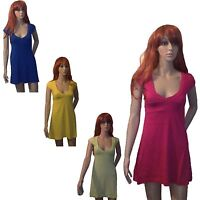 ---  BRAND NEW with Tags Ladies Dress Tunic / Top  4 colours ----