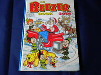 The Beezer Annual Book 2001
