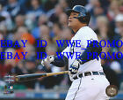 Miguel Cabrera Detroit Tigers ALCS 2 Run Home MLB LICENSED 8X10 BASEBALL PHOTO