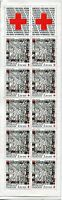 CARNET  FRANCE TIMBRE NEUF N° 2449  A  CROIX ROUGE