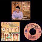 JOSE MANUEL EL MANI - SPAIN CD SINGLE SENADOR 1999 - PROMO - 4 TRACKS