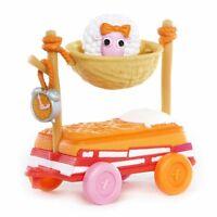 Mini Lalaloopsy Silly Pet Parade Sleepy Pet Wagon  NEW