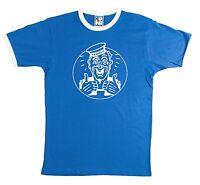 Portsmouth Pompey Happy Sailor Football T Shirt New Sizes S-XXXL