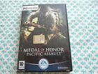 Pc dvd-rom in italiano Medal of Honor Pacific Assault con demo