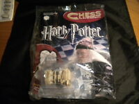 Harry Potter Chess by Deagostini Issue 14 - EXPLODING WHITE PAWN