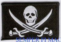 AUTHENTIC UDT HAT PATCH US NAVY CALICO JACK USN SEAL TEAM IRAQ PIRATE SPECIAL OP