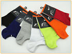 *NIKE* UNISEX LOW STEALTH SHIP SOCKS COTTON SOCKS 25-27cm SIX COLORS