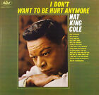 """VINTAGE 1964 LP NAT KING COLE """"I DON'T WANT TO BE HURT ANYMORE"""""""