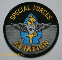 SPECIAL FORCES AVIATION PATCH US ARMY PILOT WING 160TH SPECIAL OPERATIONS FORT