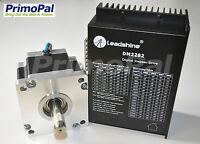 NEMA 42 Stepper Motor (1700oz-in/100mm/6.0A) + 220VAC/8.2A Digital Drive