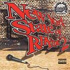 New York State Of Rhyme Vol.2 - Strictly Innovative Hip Hop (CD 1999)