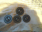 lot de 4 boutons costumes couture lot 723 ancienne mercerie