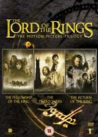 THE LORD OF THE RINGS - TRILOGY - - NEW / SEALED DVD - UK STOCK