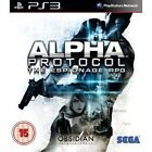 Alpha Protocol - PS3 (Playstation 3) UK PAL NEW & Sealed