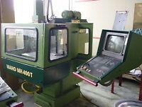 Werkzeugfräsmaschine Fräsmaschine Deckel Maho 400 T Heidenhain CNC 332