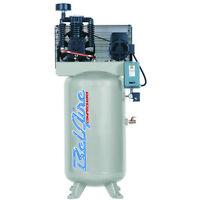 BelAire 338V 208 - 230-Volt 5-HP 80-Gallon Vertical Electric Air Compressor