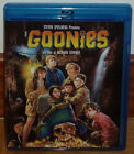 LOS GOONIES-THE GOONIES-BLU-RAY-NUEVO-PRECINTADO-NEW-SEALED-CASTELLANO-AVENTURAS