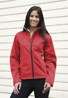 Result Core Ladies Soft Shell Jacket-R209F