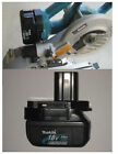 Makita Miter Saw Only 18V Battery Adapter Lithium Ion LXT