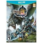 Capcom Monster Hunter 3 Ultimate (Nintendo Wii U, 2013)
