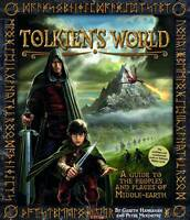 Tolkien's World: a Guide to the Places and People of Middle-Earth, Gareth Hanrah