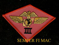 3rd Marine Air Wing HAT PATCH 3d MAW US MARINE PIN UP MCAS EL TORO MIRAMAR YUMA