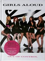 GIRLS ALOUD * OUT OF CONTROL * UK LIMITED EDITION COLLECTORS 2 CD SET * SEALED!