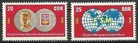 DDR 1970 Mi 1577-1578 ** / Postfrisch