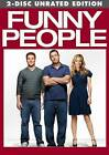 Funny People (DVD, 2009, 2-Disc Set, Rated/Unrated Versions; Special Edition)