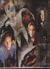 The X Files-1995-Topps Trading Cards-3 Ring Binder