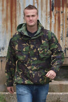 British Army DPM Camo Gore-Tex Jacket - Genuine Surplus - Waterproof Breathable