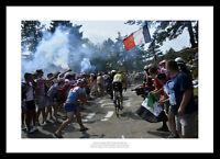 Chris Froome Mont Ventoux 2013 Tour de France Photo Memorabilia (700)