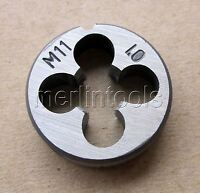 11mm x 1 Metric Right hand Die M11 x 1.0mm Pitch
