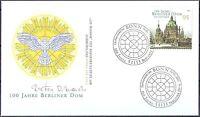 BRD 2005: Berliner Dom 100 Jahre! FDC der selbstklebenden Nr. 2446! 1A! 1512