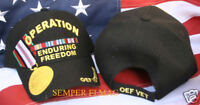 OPERATION ENDURING FREEDOM OEF HAT US ARMY MARINES NAVY AIR FORCE AFGHANISTAN
