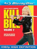 Kill Bill Vol. 2 (Blu-ray Disc, 2008) ***BRAND NEW & SEALED***