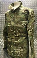 Genuine British Army MTP Lightweight Jacket  Warm Weather Camo Pattern - NEW