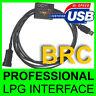 USB BRC SEQUENT 24 56 P&D SF MTM LPG DIAGNOSTIC INTERFACE