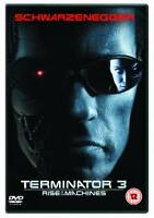 Terminator 3: Rise of the Machines (Two Disc Set)  DVD Arnold Schwarzenegger