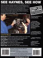 Ford S-Max and Galaxy 1.6 1.8 2.0 2.2 Diesel 2006-2015 Haynes Workshop Manual