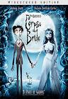 Tim Burton's Corpse Bride (DVD, 2006, Widescreen)